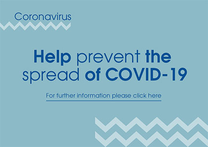 Help Prevent the Spread of COVID-19