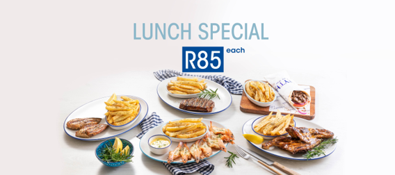 Mythos Lunch Special
